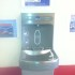 "Easy to use and environmentally conscious, this ""hydration station"" helps reduce bottled water waste from Glen Rock High School."