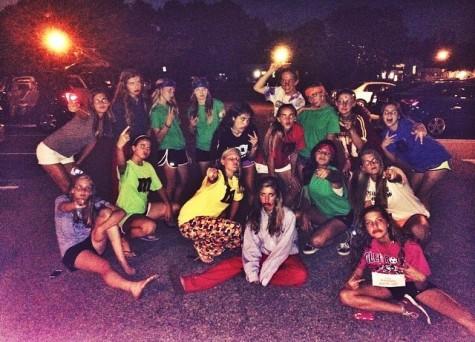 Girls' varsity soccer team ends regular season undefeated