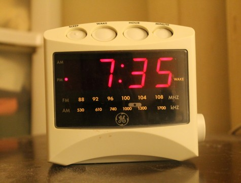 Students pleased with daylight savings time