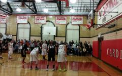 The basketball season begins with a bang