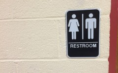 Unisex bathroom replaces men's faculty restroom