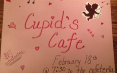 Class of 2016 takes over Cupid's Cafe