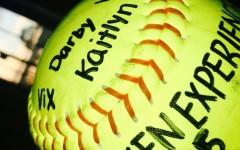 Softball girls take on a new journey
