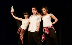 Dance team leaps into first year