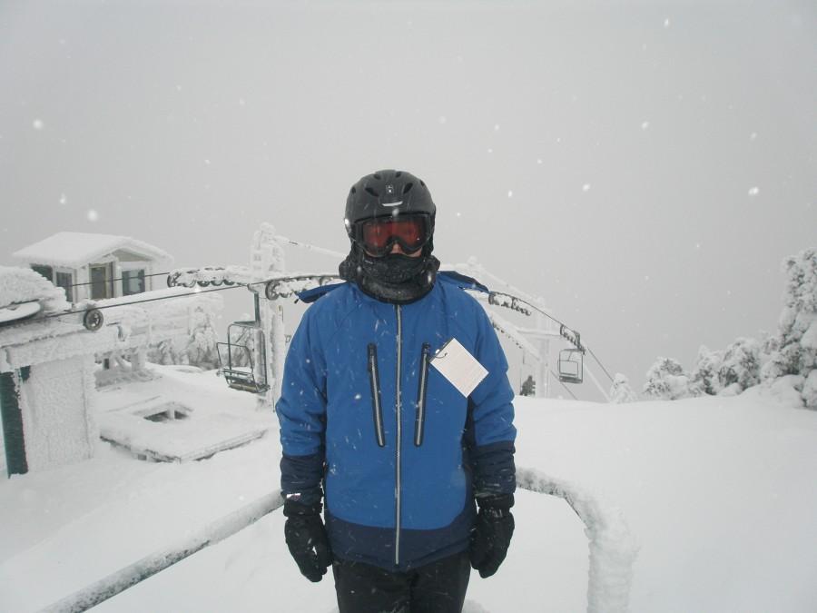 Ski club trip gets lift