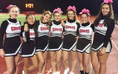 Varsity sports teams think pink this month