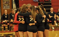Girls' volleyball caps outsanding season, loses to Bogota in state sectional finals