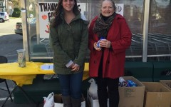 Interact club organizes food drive to help local families in need