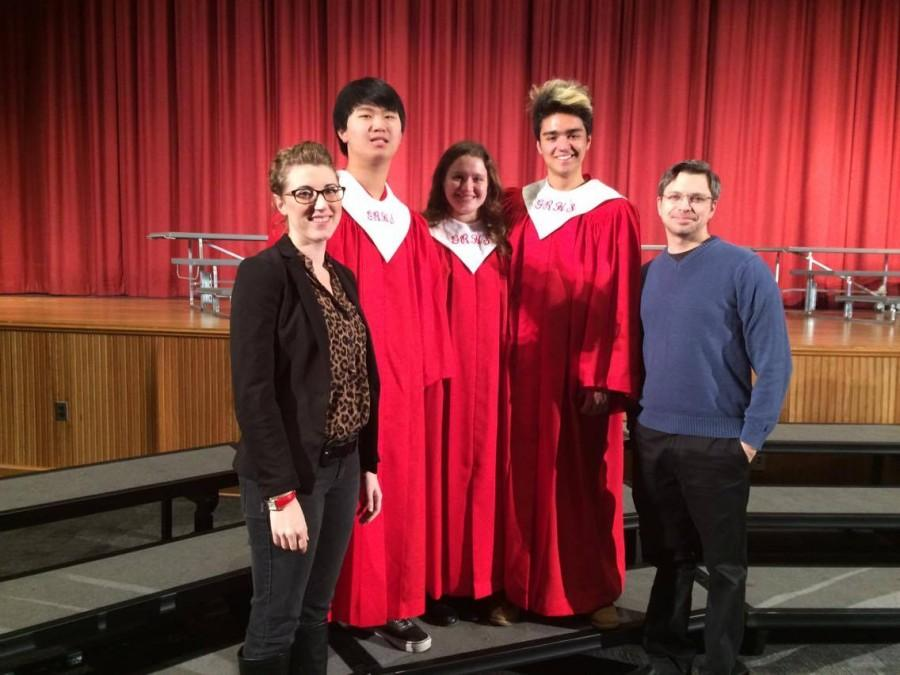 Glen Rock students participate in Bergen County Choir performance