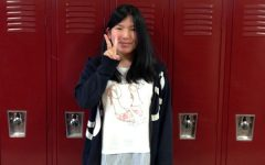 Student joins Class of 2018 from Japan