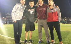 Boys' varsity track to attend Nationals in North Carolina