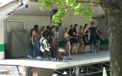 Teens celebrate arts