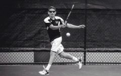 Boys' tennis responds to loss with league title and county run
