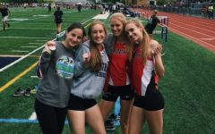 Girls track squad to attend national event
