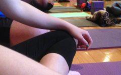 Senior meditates on new life path