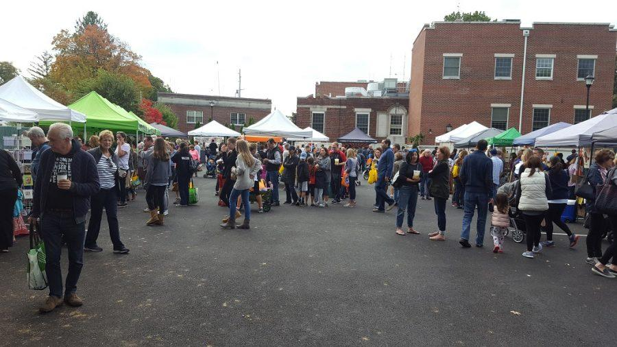 Farmers' market grows into tradition