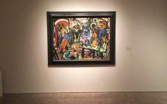 Art students visit Metropolitan Museum of Art