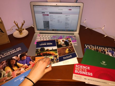 College application influx raises challenge to stand out