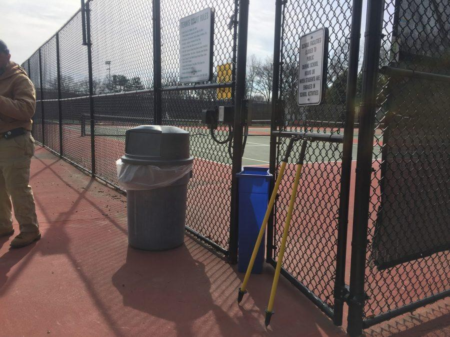 Cracking courts call for second demolition