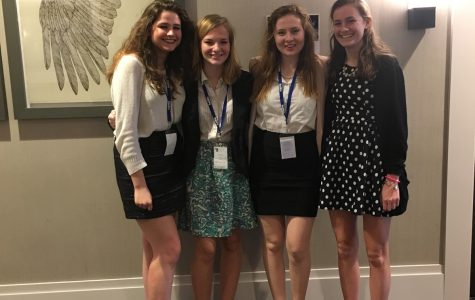 Model United Nations participates in annual conference