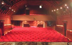 Curtains open for spring show