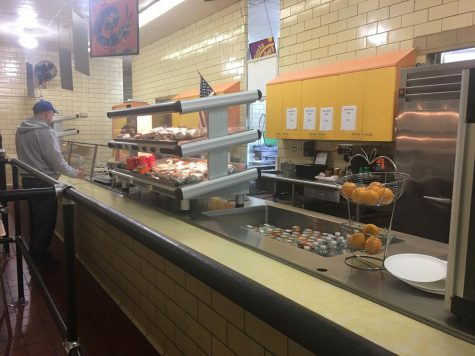 Cafeteria theft continues despite downward trend