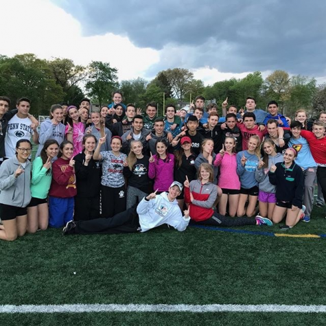 Track team crowned league champions for third year straight