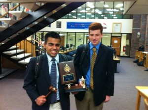 No Debating It: GRHS Debate Team Aims for First Prize
