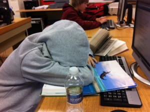 School & Stress: A Tale of Homework, Sports, and College Admissions