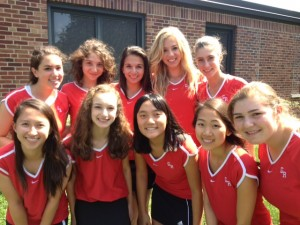 Featured: Panther Tennis (16-1) Slams the Colonial Division