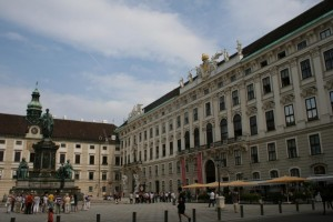 Traveling through Vienna with Raquel Lesser