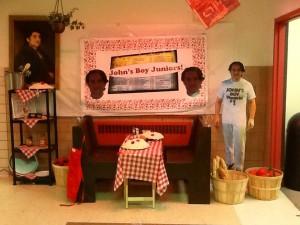 John's Boy Juniors: Best Hallway Winners