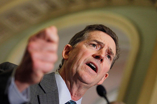 Oddly selecting to resign, Senator DeMint acts as a spotlight on the GOP and reveals much of its inner-workings.