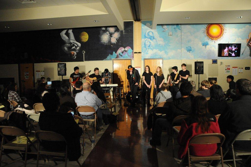 Wowing+the+audience%2C+student+performers+impressed+with+their+spoken+word+and+musical+ability.++Mobius%2C+the+school+literary+magazine%2C+is+run+by+Mrs.+Pat+Mahoney.++The+Coffeehouse+is+an+annual+event+%28on+its+17th+year%29+that+gathers+some+of+Glen+Rock%27s+finest+young+performers.++