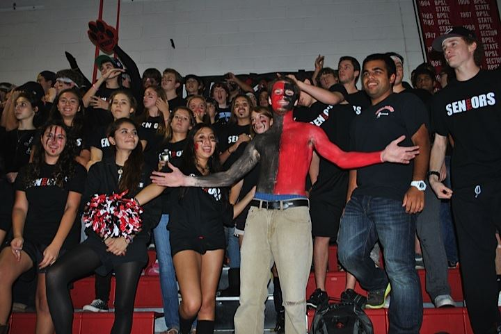 Deafening roars, acrobatic flips, and a day of camaraderie -- but who says the Pep Rally should only occur in the fall?