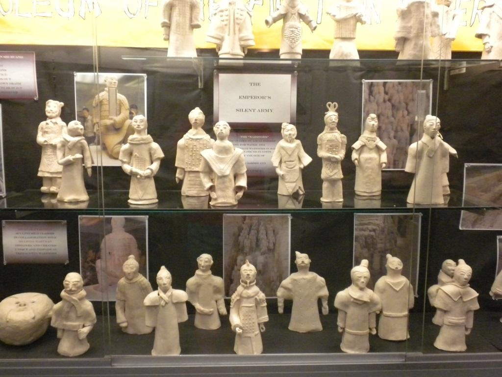 Emulating+the+unearthed+terracotta+warriors+in+Lintong+District%2C+Xi%27an%2C+Glen+Rock+High+School+students+created+their+own+terracotta+figurines+in+Ms.+Emond%27s+Sculpture+II+class.++