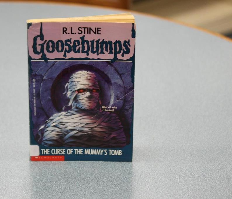 Taking New York's Comic Con by storm, R.L. Stine revitalizes his famous book series, Goosebumps.