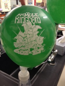 The theme of the entire day was AniMOLE Kingdom.