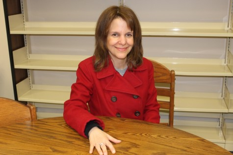 Suzanne Barron recently visited Glen Rock High School to speak exclusively with The Glen Echo.