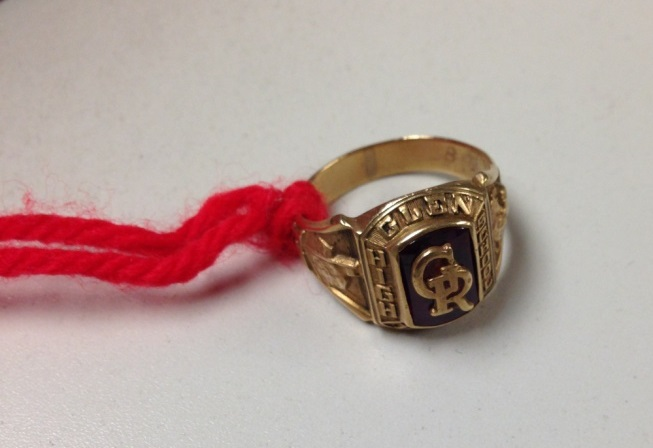 Discovered in the Florida sands, this high school ring is seeking out its enigmatic owner, D.M.