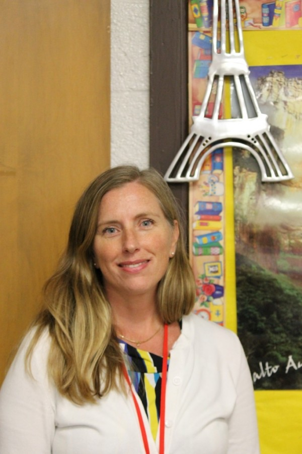 Dr. Galvagni has filled the open teaching position left by the retirement of former teacher Al Dattolo.  Having learned French through her time in West Africa as a member of the Peace Corp, Dr. Galvagni brings a new angle to French studies in Glen Rock.