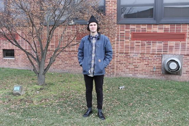 Dylan Kennedy is a student-musician at Glen Rock High School