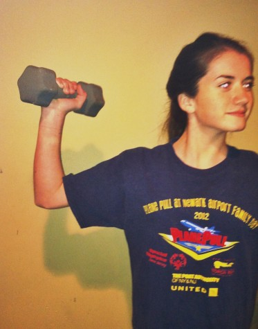 Female athletes should lift weights