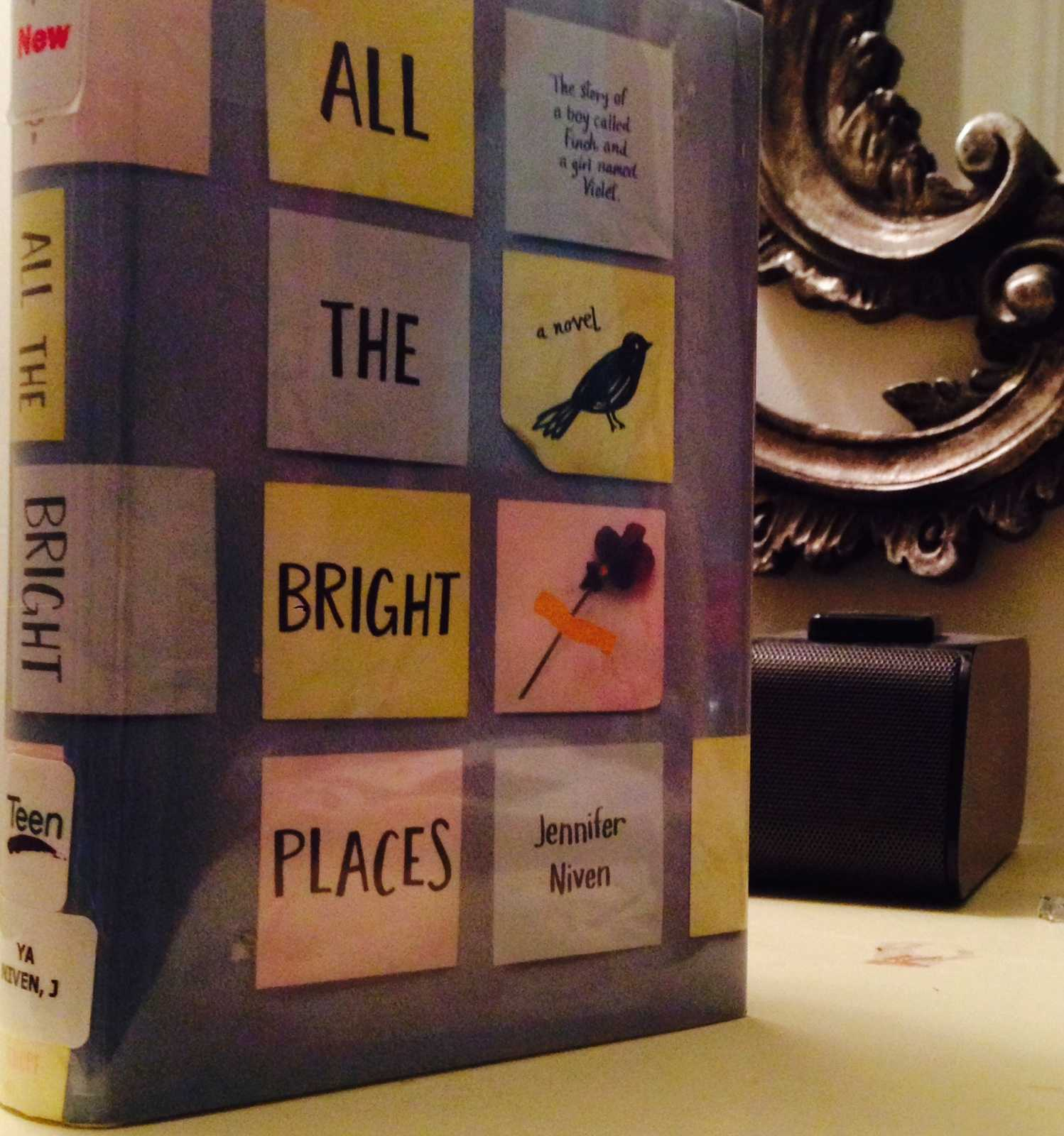 Book Review All The Bright Places – The Glen Echo