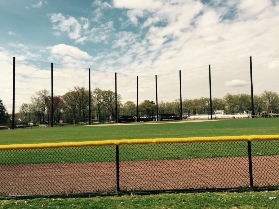 The new baseball nets are proving to be efficient.