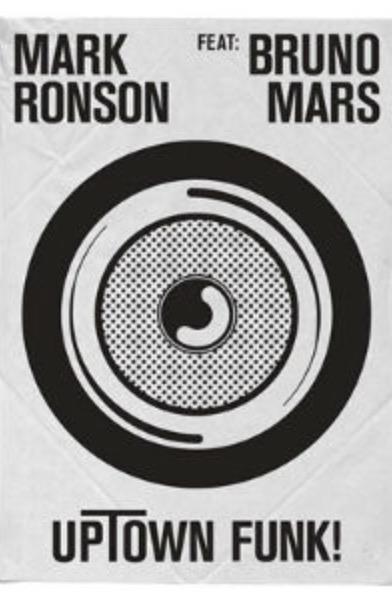 Bruno Mars Uptown Funk Album
