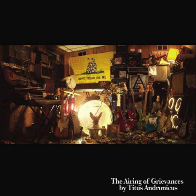 Titus Andronicus' Debut Full Length LP, The Airing of Grievances