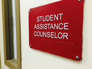 The new Student Assistance Counselor began at the beginning of the school year and has opened her doors to all students.