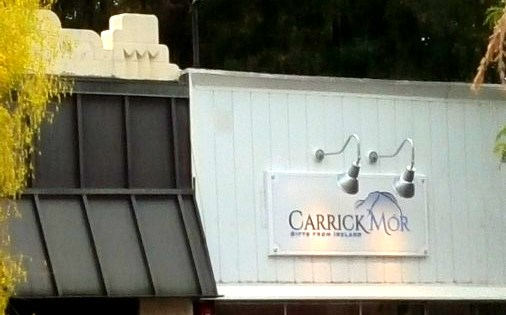 Carrick Mor is located at 212 Rock Road and sells a variety of imported Irish goods and fresh foods.
