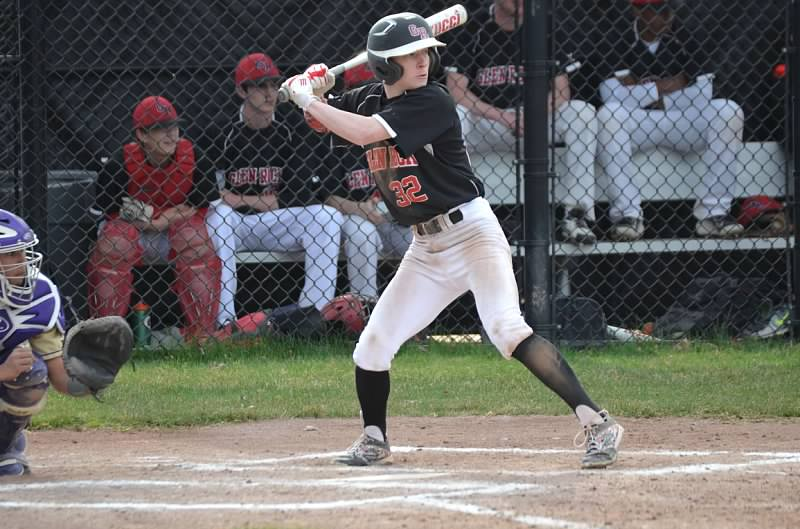 Max Felsenstein, Drew University Baseball commit was a first team All-League selection for the Panthers last season.